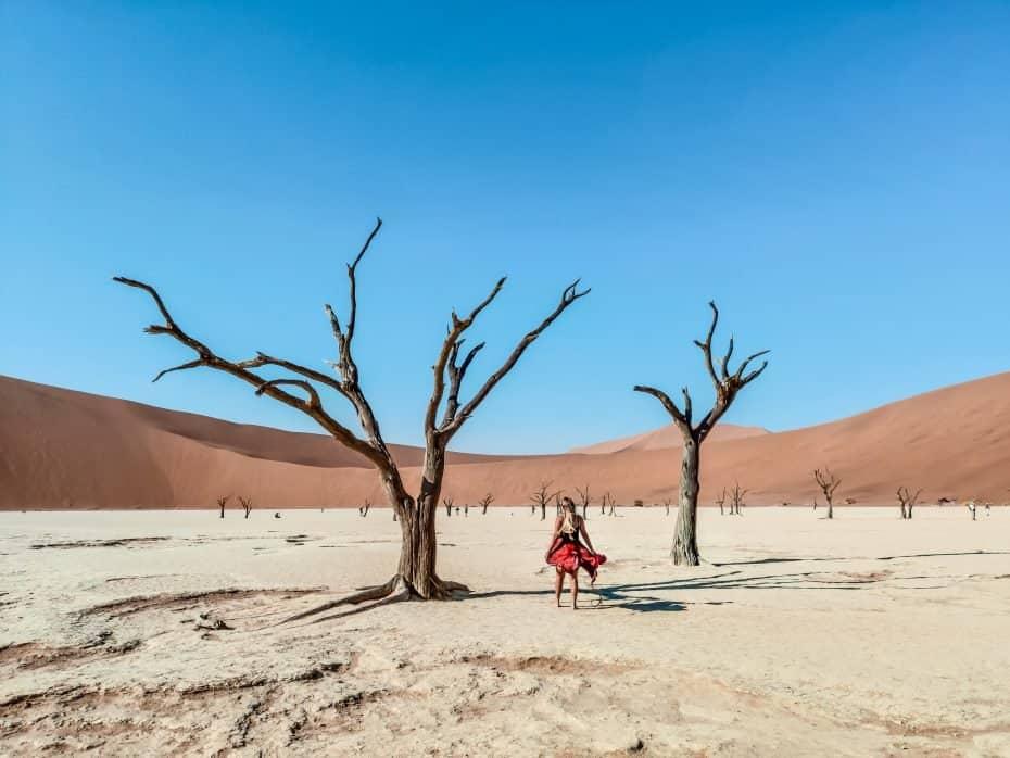 Dead Vlei Namíbia