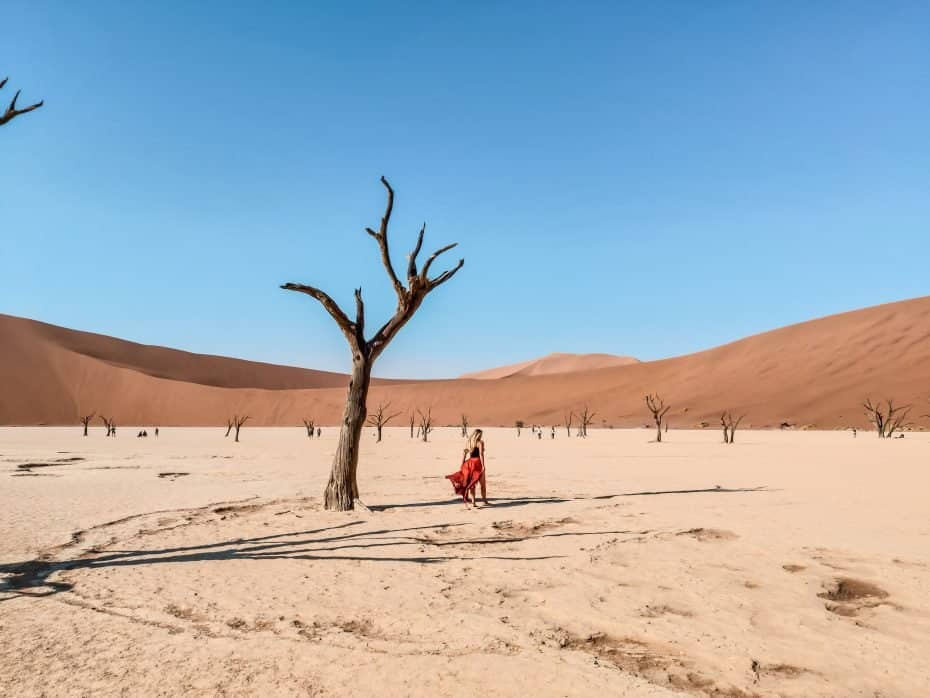 Vale da morte da Namíbia