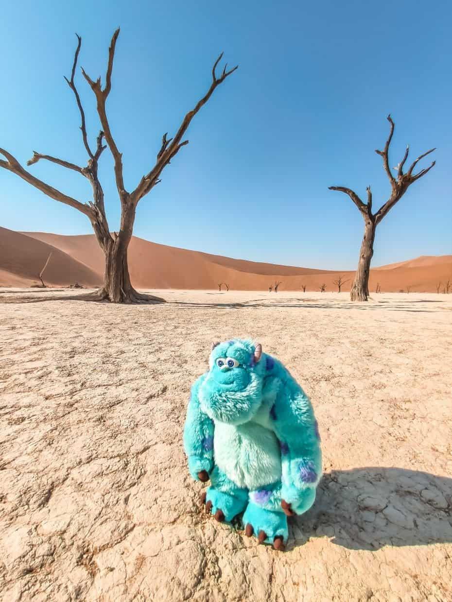 fatos sobre a Namíbia