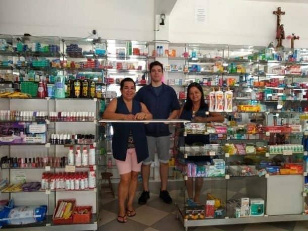 Farmácia Jóia , Cidade de Pirapora do Bom Jesus,SP, Foto: Carolina Camargo
