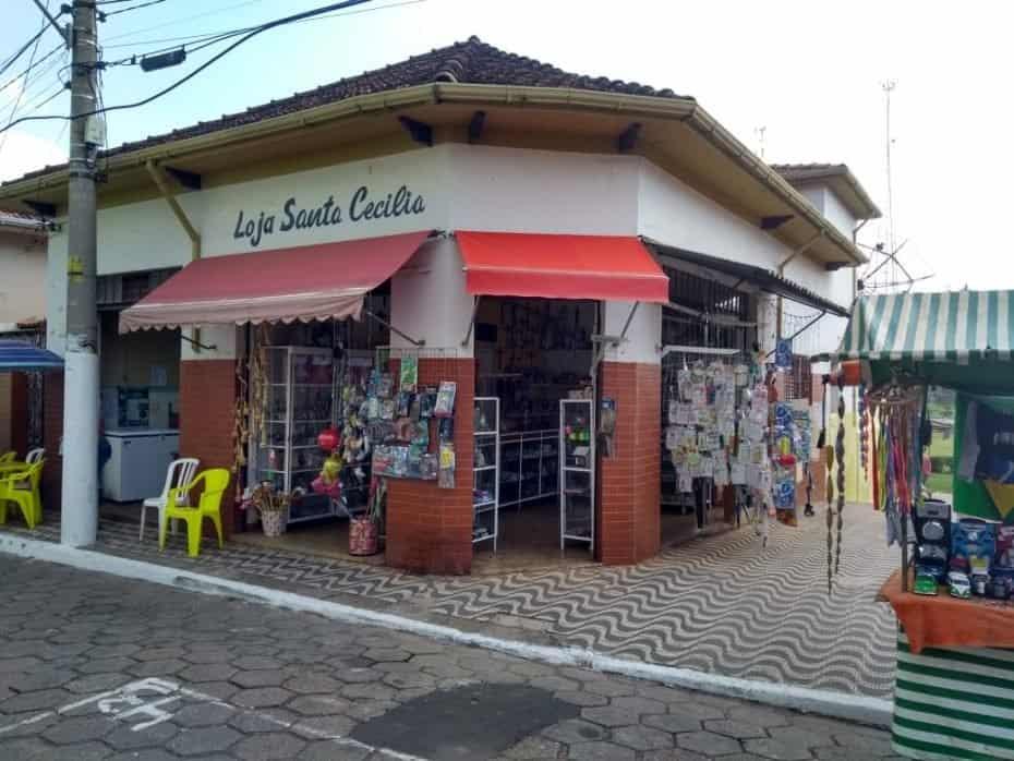 Loja Santa Cecilia, Cidade de Pirapora do Bom Jesus,SP, Foto: Cláudia Verissímo