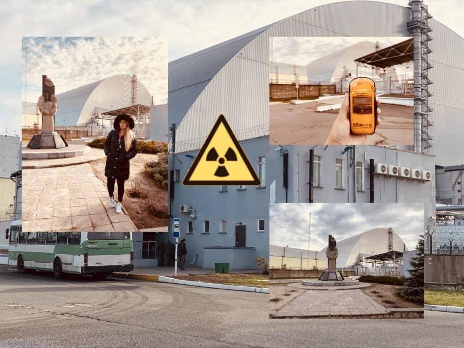 Power plant Chernobyl