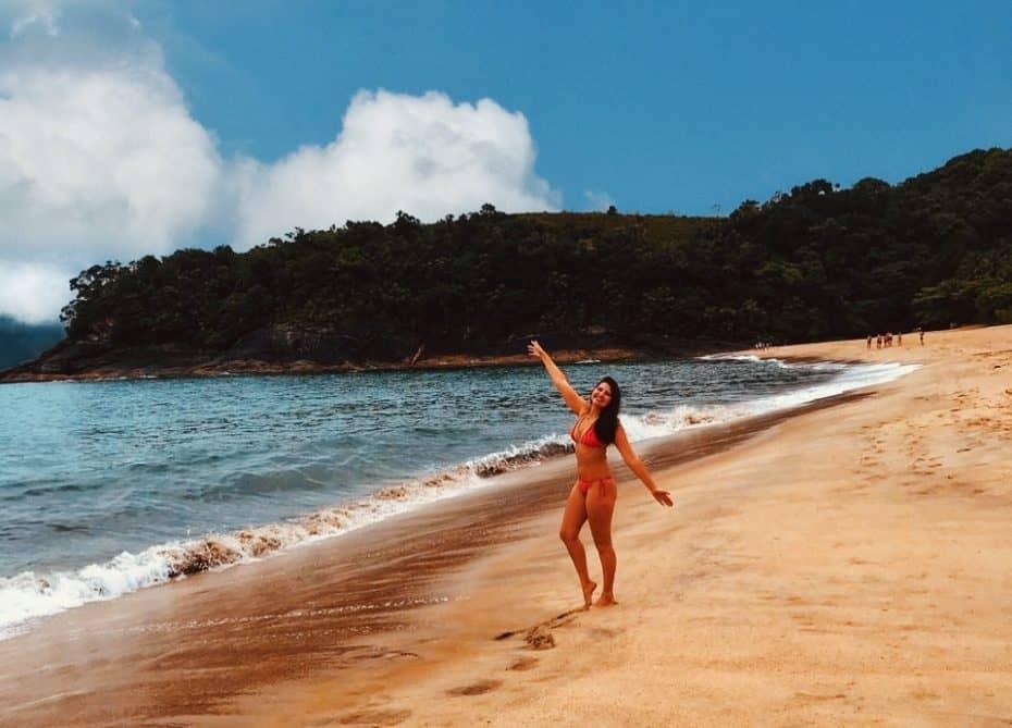 Praias de São Sebastião SP