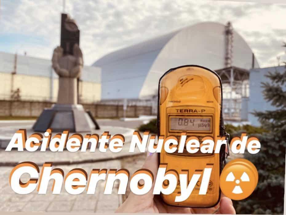 Novo sarcófago de Chernobyl
