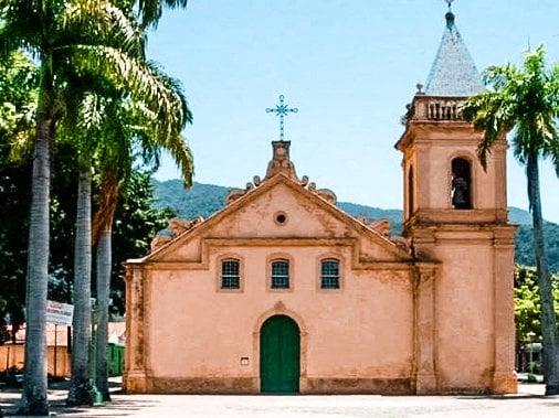Pontos turísticos de São Sebastião SP