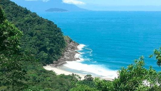 Boiçucanca, Praia Brava, São Sebastião