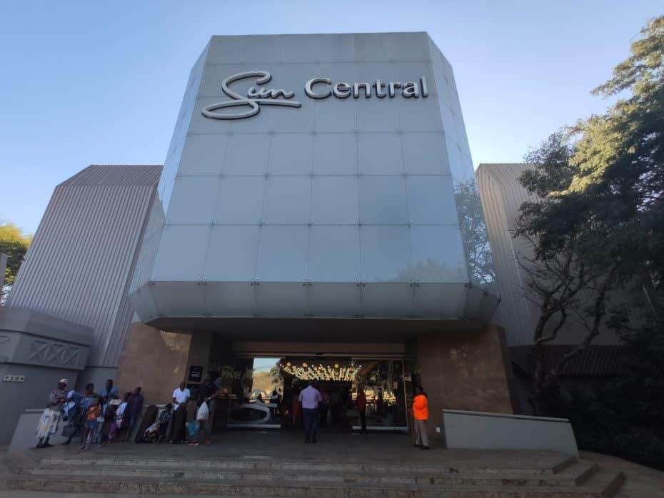 shopping Sun City