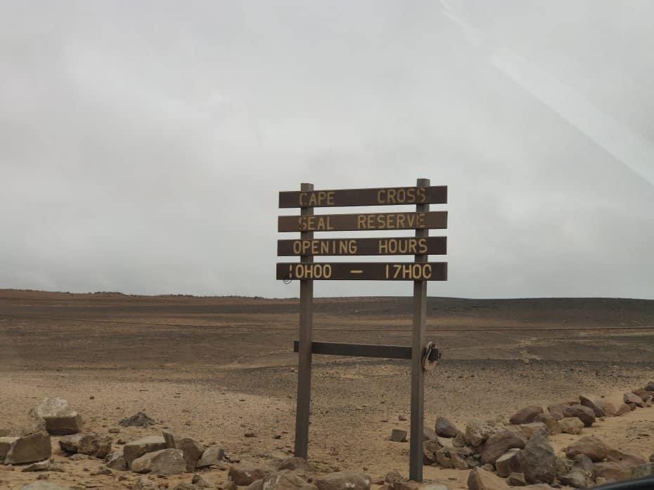 O que fazer na Namíbia? Cape Cross