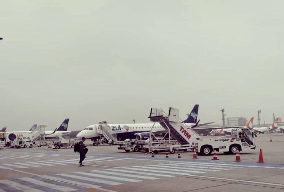 Aeroporto de Porto Seguro na Bahia