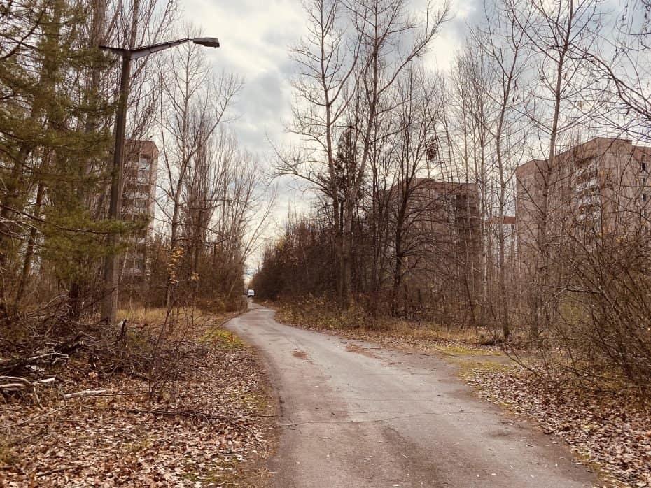 Cidade fantasma de Pripyat