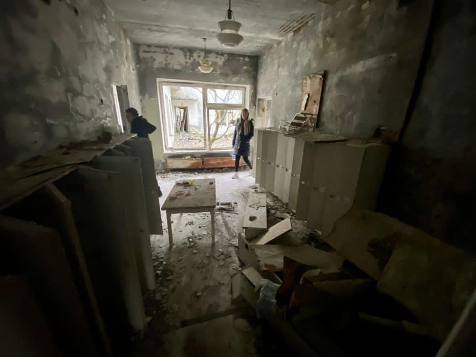 Pripyat, cidade fantasma