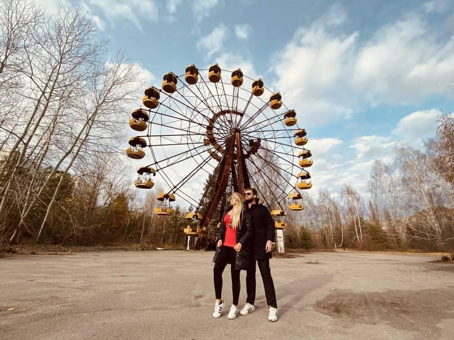 Parque de diversões de Chernobyl