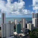 Praia de Boa Viagem, uma das maravilhas de Recife