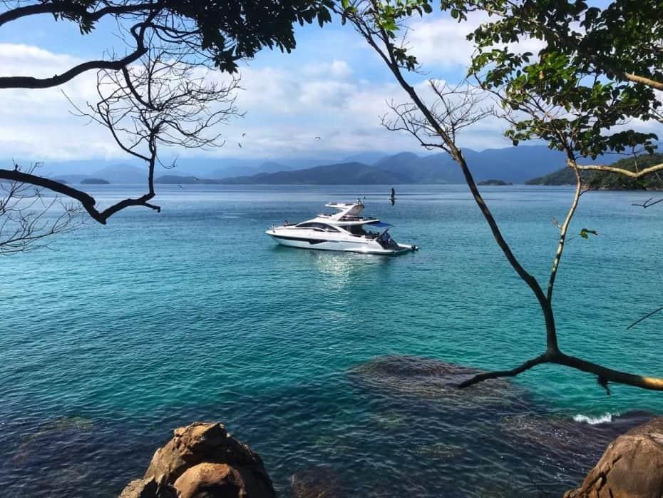 Ilha das Couves Ubatuba, como chegar