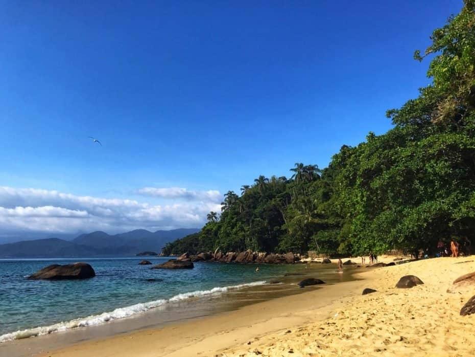 Ilha das Couves: Como chegar