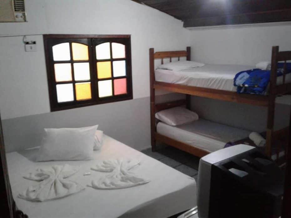 Hotel no Centro de Porto Seguro