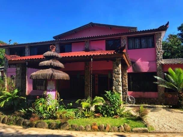 Pousada Bali Suites Itamambuca