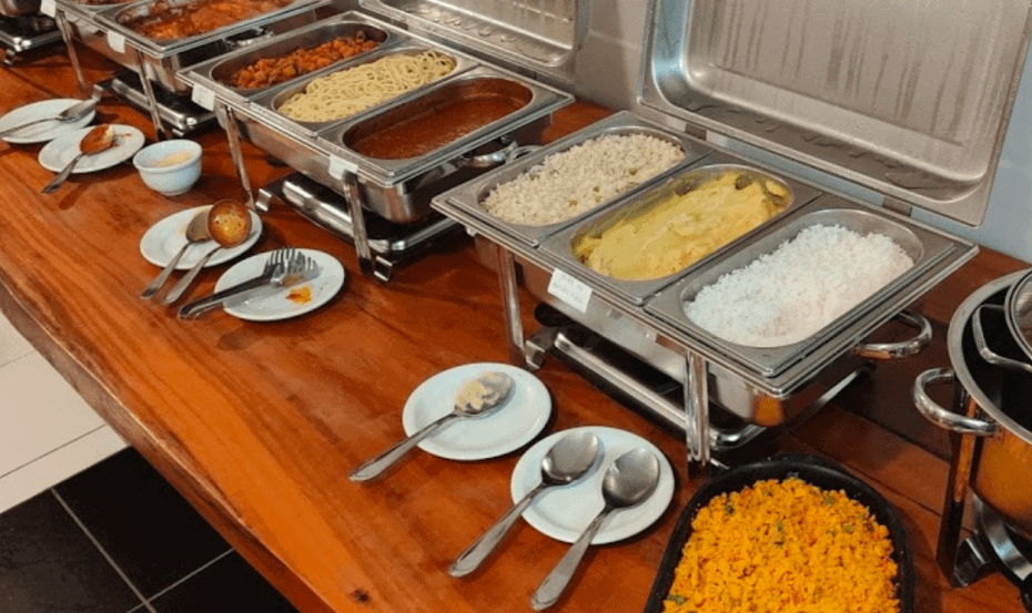restaurante barato em Trancoso Bahia
