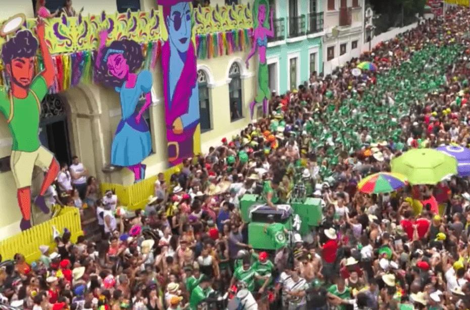 Carnaval em Olinda Recife