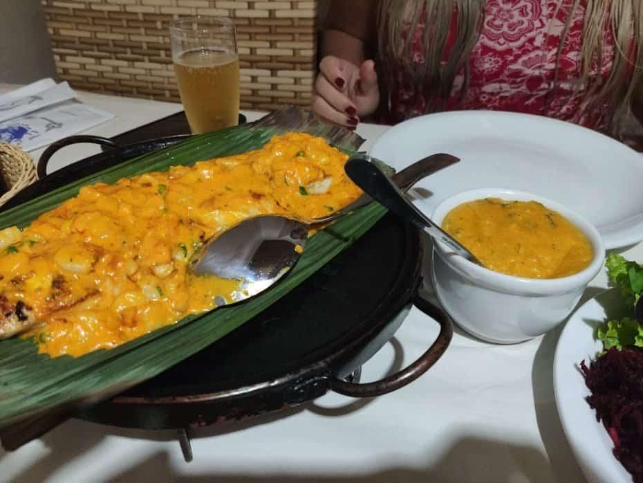 Sobre comer em Trancoso Porto Seguro
