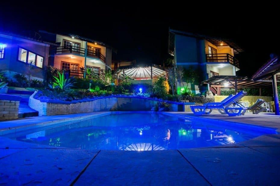Pousada com piscina em Arraial d'Ajuda Bahia