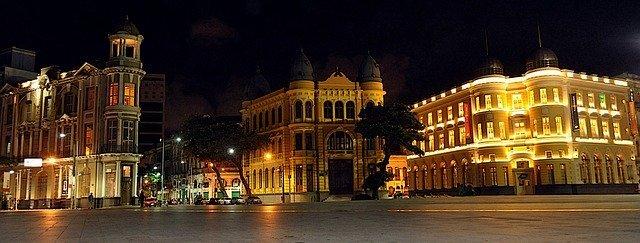 Recife Antigo vida noturna