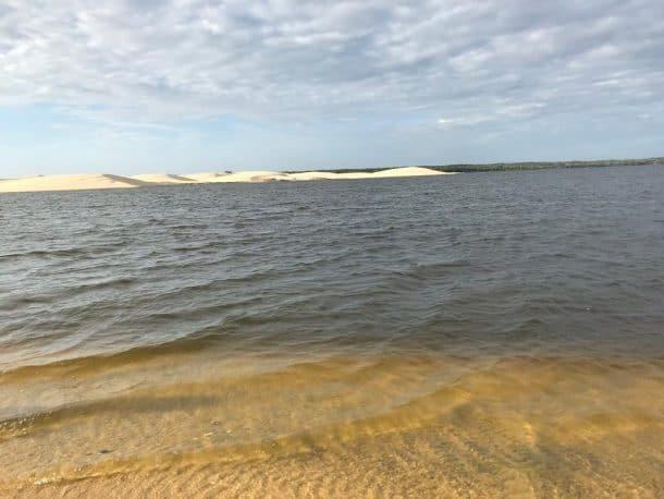Lagoa do Portinho em Parnaíba/PI