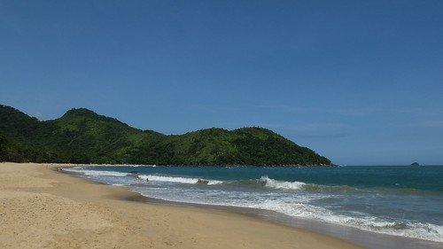 melhores praias de ilha bela - praia do bonete
