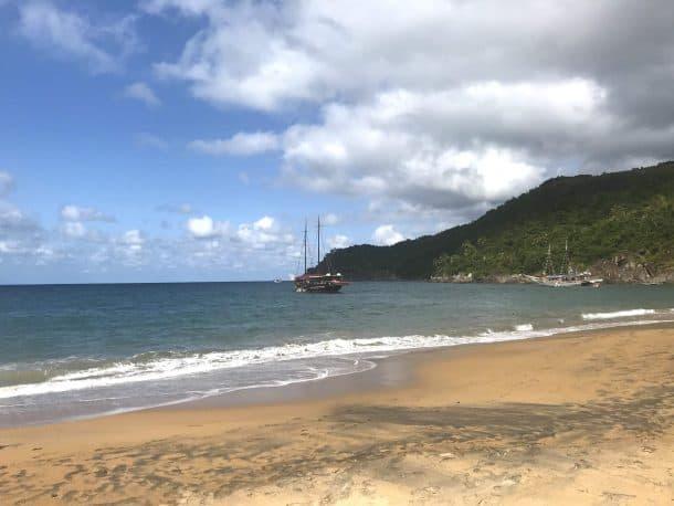 Melhores praias de Ilha Bela Praia do Jabaquara