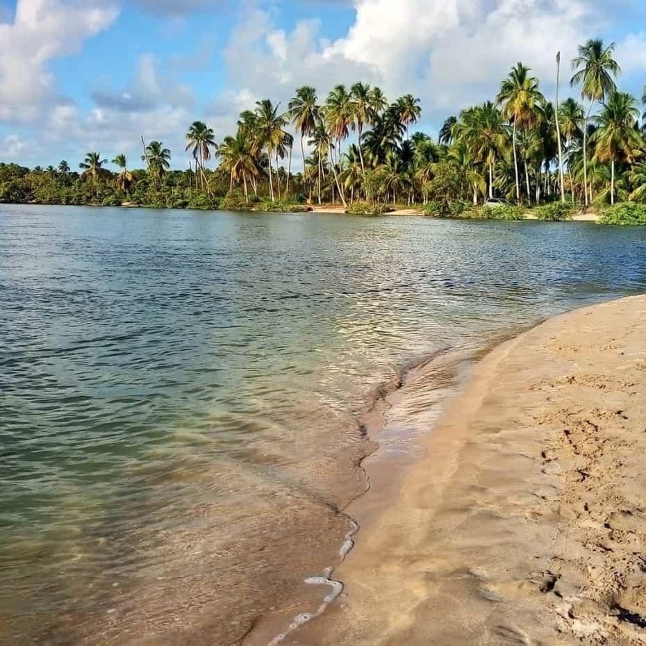 Tauamunha Praia do Patacho