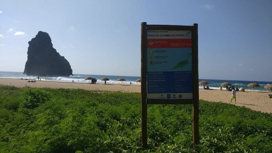 Como chegar na Praia da Cacimba do Padre