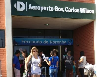aeroporto Governador Carlos Wilson
