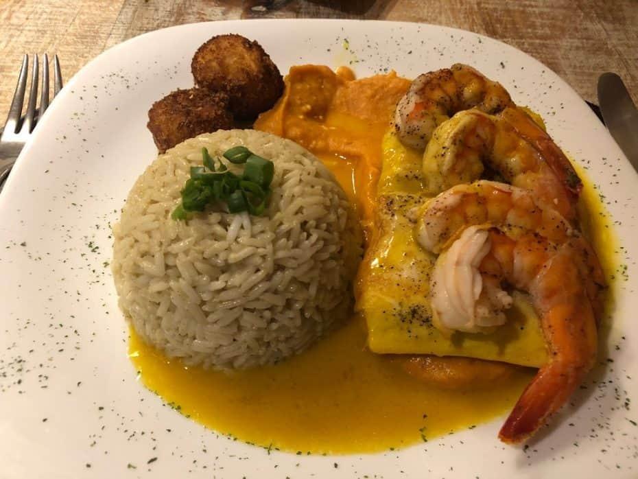 Restaurantes em Noronha