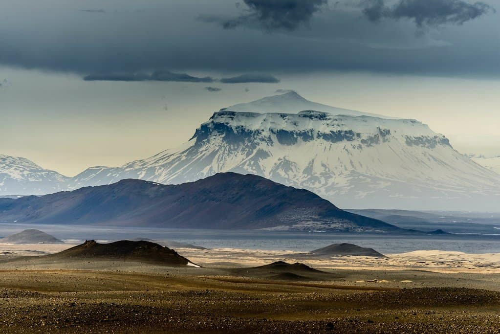 Curiosidades da Islândia - vulvano iceland