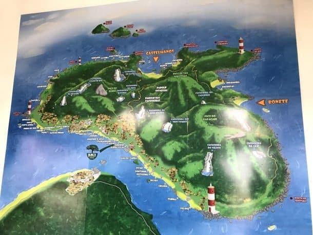 Onde fica a Praia do Jabaquara Ilha Bela