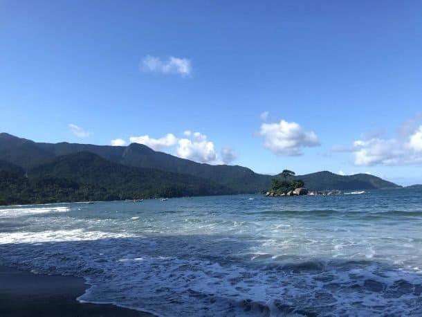 Praia de Castelhanos dicas