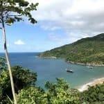 Praia do Jabaquara Ilha Bela