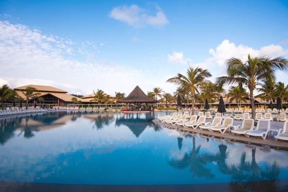 Hotel All Inclusive em Cumbuco