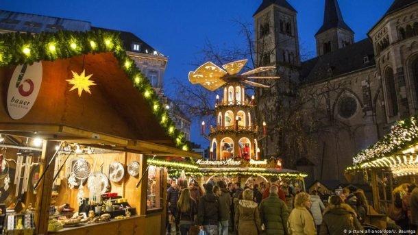 Para muitas pessoas, o Natal é a melhor época para ir a Bonn