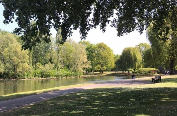 Rheinaue Park