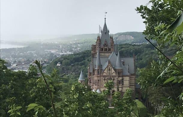 Castelo de Drachenburg em Bonn
