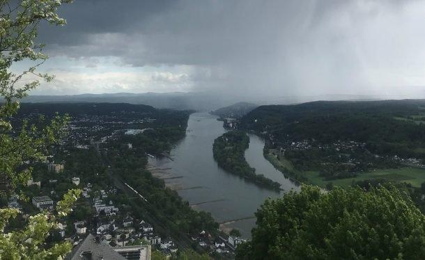 Natureza em Bonn