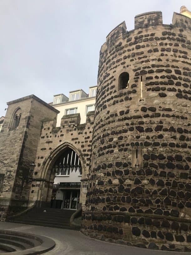 Bonn gate
