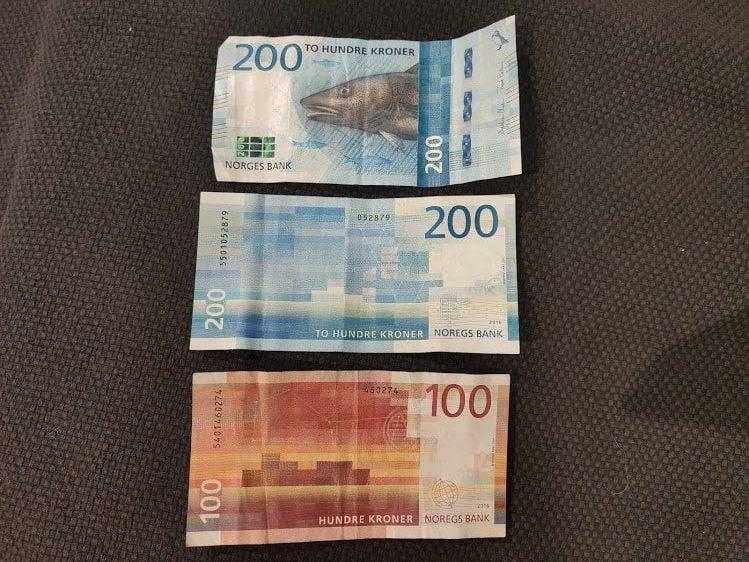 Dinheiro na Noruega