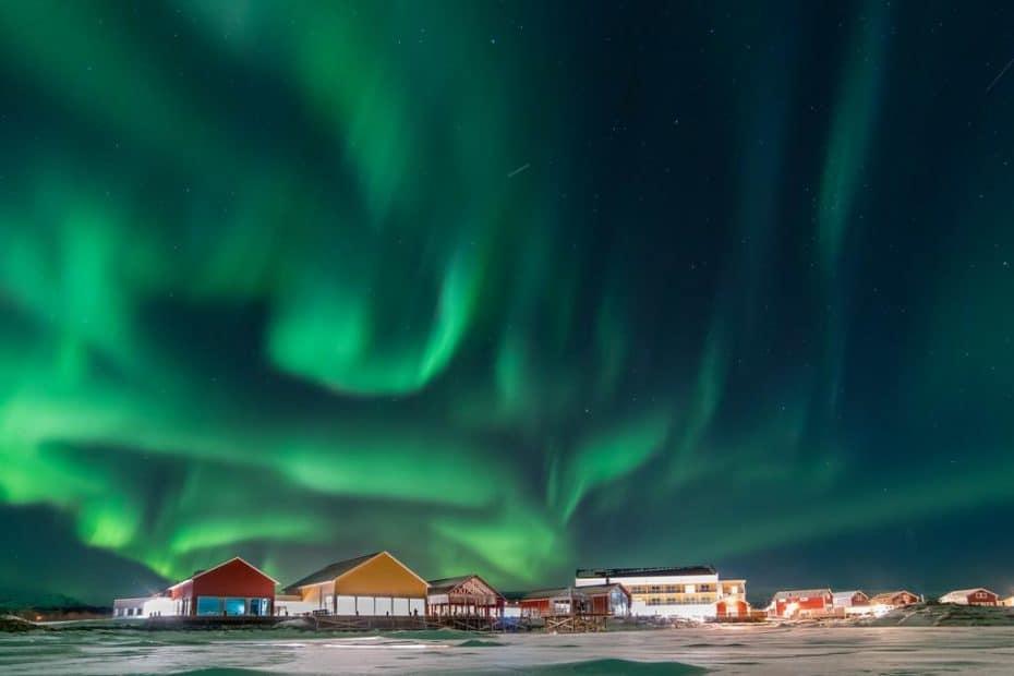 Hotéis em Tromsø na Noruega