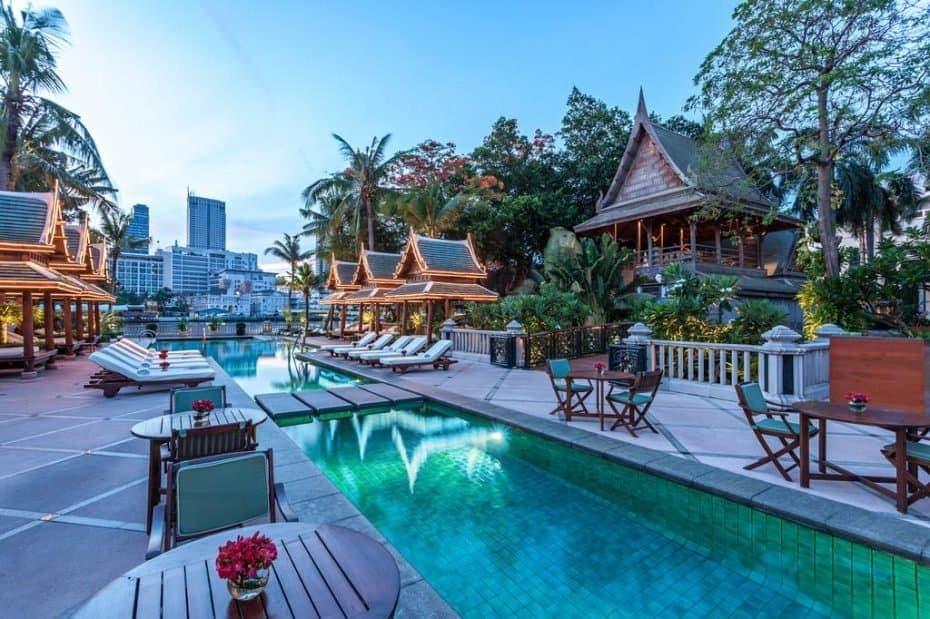 Hoteis em Bangkok