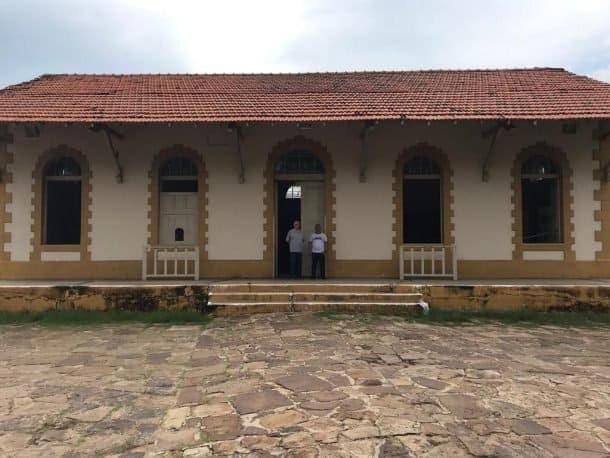 Museu do Trem em Parnaíba Piauí