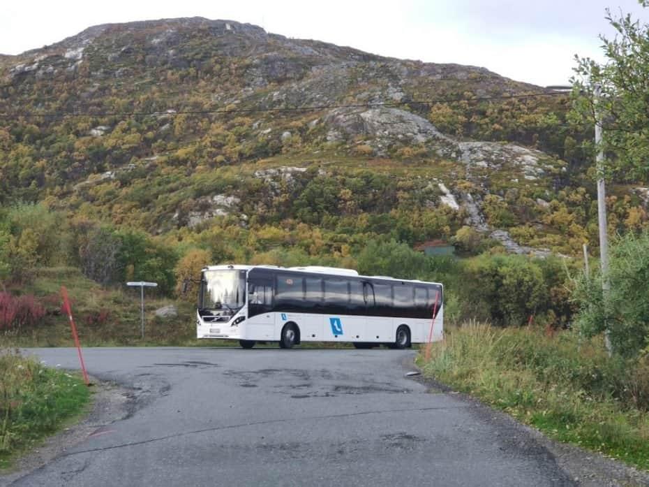 Transporte público em Tromso