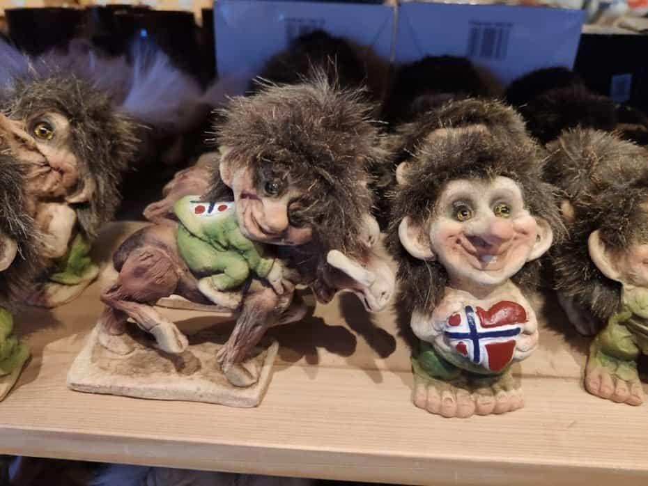 Compras em Tromso na Noruega