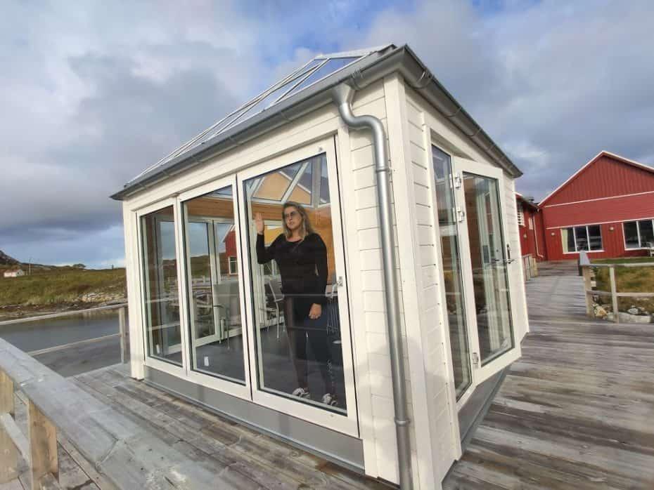 hospedagem em Tromso